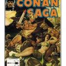 Conan Saga 48 Buscema Alcala Marvel Comics 1991