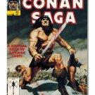 Conan Saga 45 Buscema Marvel Comics 1990