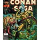 Conan Saga 47 Buscema Trinidad Marvel Comics 1991