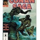 Conan Saga 46 Buscema Alcala Marvel Comics 1991