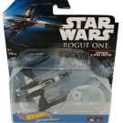 Star Wars Hot Wheels DXD96 Starship Partisan X-Wing Fighter