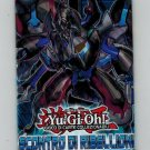 Yu-Gi-Oh Scontro di Ribellioni Cards Booster Pack 1st Edition