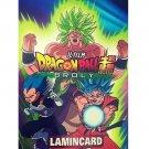 Dragon Ball Super Broly Lamincards Deck Diramix