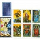 Classic Tarots Deck 78 Cards Tarocchi