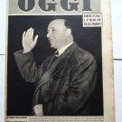 Oggi 1948 #16 Mario Scelba Rodolfo Valentino Alida Valli