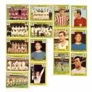 Calciatori Panini 1968-68 - 15 Stickers Tottenham Kubala Bremner