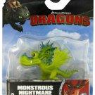 Dreamworks Dragons Mini Monstrous Nightmare Figure Spin Master