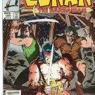 Conan The Barbarian 160 Marvel Comics F