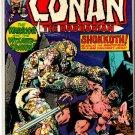 Conan The Barbarian 46 Marvel Comics 1975 VG