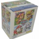 Paw Patrol 2nd Series Box 50 Packs Stickers Panini