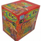 PEBS Series 1 Panini Elastic Bands Box 24 Packs