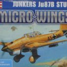Revell Micro Wings 1/144 Junkers Ju 87B Stuka Model Kit