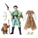 Star Wars Forces Destiny Princess Leia & Wicket Figure Set