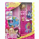 Barbie Pink Envelope Accessory Pack Guitar Hat Headphones
