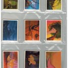 The Land Before Time Lot 133 Stickers