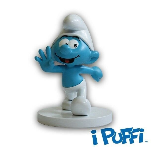 The Smurfs 3D Figurines to Choose Sbabam Italy