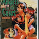 Angels In The Court Vol 2 DVD Club Anime