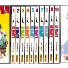 Lupin III Set 1/10 Comics Planet Manga Monkey Punch Italian ed.