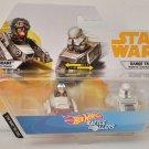 Star Wars Hot Wheels Battle Rollers Rio Durant Range Trooper