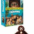 Dreamworks The Croods Special Edition DVD + Plush Toy