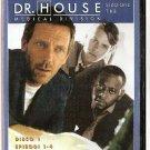 Dr. House. Medical Division. Season 3 Disco 1 DVD