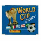 World Cup Story Sealed Pack Stickers Panini