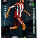 Champions League 2010/11 Adrenalyn Thomas Muller Fans Favourite Card