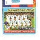 Italia - Francia 2000 #IF5-M Phonecard Tim Card 5