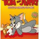 Tom and Jerry Lezioni di Vita Stickers Incomplete Album Panini -33