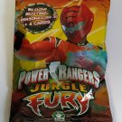 Power Rangers Jungle Fury Lot 12 Bind Packs 3D Figures + Cards