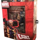Classic Marvel Figurine Collection Cable 1/21 Eaglemoss