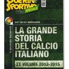 Guerin Sportivo Speciale Storia del Calcio Italiano 2012/2015 Soccer