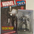 Marvel Heroes 3D Centauria Special Iron Man Mk I Figure + Poster Magazine