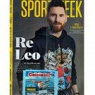 Sport Week 2019 n. 4 + Calciatori 2018-2019 Pack Film 1