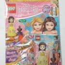 Lego Disney Princess Magazine no.3  + Minifigure Belle