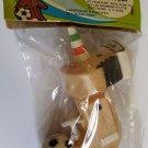 Europa Euro 80 1980 Pinocchio Mascot Vintage Water Gun