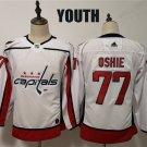 Youth Washington Capitals #77 T.J. Oshie 2019 Winter Classic Stitched