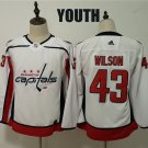 Youth Washington Capitals Tom Wilson #43 2019 Winter Classic Stitched