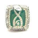 2015 Michigan State Spartans Championship Ring