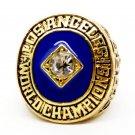 1965 Los Angeles Dodgers WORLD CHAMPIONSHIP RING