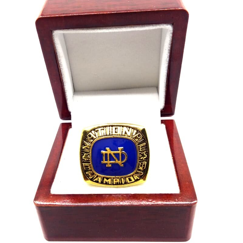 1949 National Notre Dame Championship ring