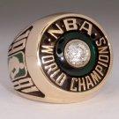1981 boston cletics basketball championship ring