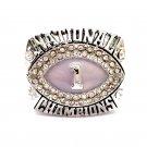 2008 LSU Tigers NCAA Football CHAMPIONSHIP RING Championship Ring-