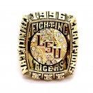 1996 LSU Tigers NCAA Football CHAMPIONSHIP RING Championship Ring-