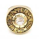 1979 NBA Seattle Super Sonics Basketball championship ring- 860
