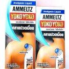 Ammeltz Yoko Yoko Relief Aches Muscular Pains Easy-To-Apply