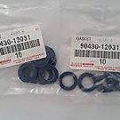 90430-12031 Toyota Oil Drain Plug Gaskets Qty 20 (2 packs of 10 = 20) Free ship