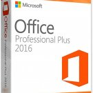 MICROSOFT OFFICE 2016 PROFESSIONAL PLUS INSTANT DELIVERY