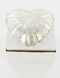 Heart Shape Trinket Box