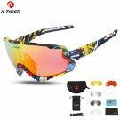 X-TIGER Polarized Cycling Sun Glasses UV400 Men Women Bicycle Goggles Glasses